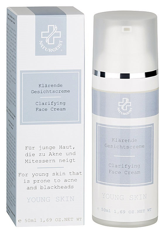 Naturgeist Clarifying Face Cream from Hagina - Gabriele ...